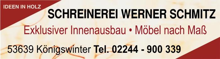 Schreinerei Werner Schmitz