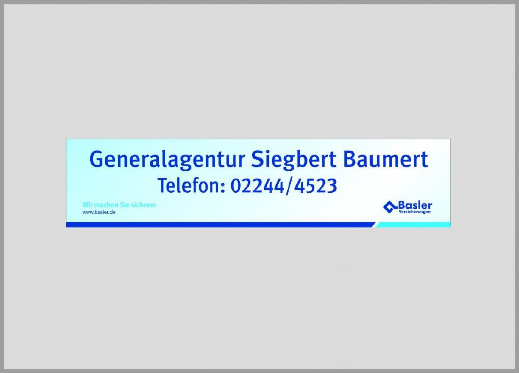 Generalagentur Siegbert Baumert