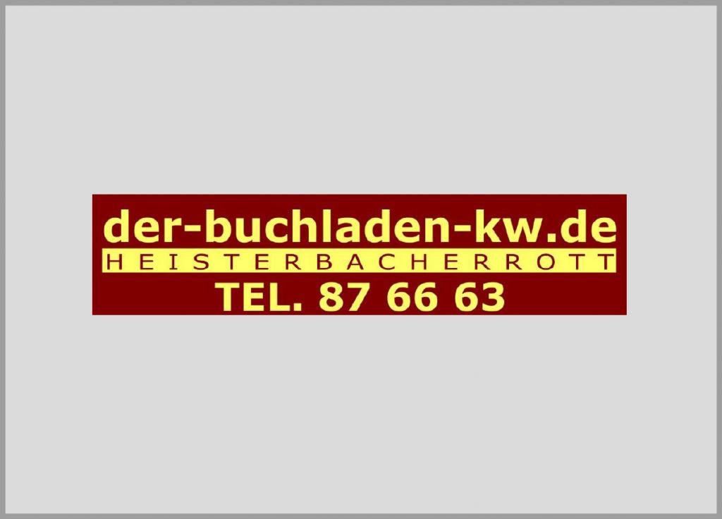 der Buchladen KW Heisterbacherrott